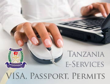 Click Here for Tanzania VISA, Passport and Permits Application